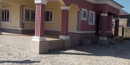 Property At Oil Spring Esate, Lugbe